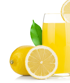 Lemon water removes refrigerator odors with ease. Leave lemon water inside the fridge for several hours to absorb the odors. Lemon water can be used to make cauliflower (a white vegetable that tends to turn brown while cooking) to remain white. You should add one tea spoon of the lemon water before cooking. Lemon leaves can be used to make herbal tea. It helps to get rid of smell and sanitize the cutting board. Lemon water is used for washing fruits and vegetables. Lemon cents helps to keep insects away. Squirt some lemon water on the threshold and windows or ant holes to give insects an unwelcome message. Lemon water is used for vaginal hygiene in women, diluted lemon water is a powerful antiseptic. Lemon are also widely used for turning the lips color to red or pink.