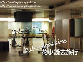 高雄統茂松柏大飯店健身房