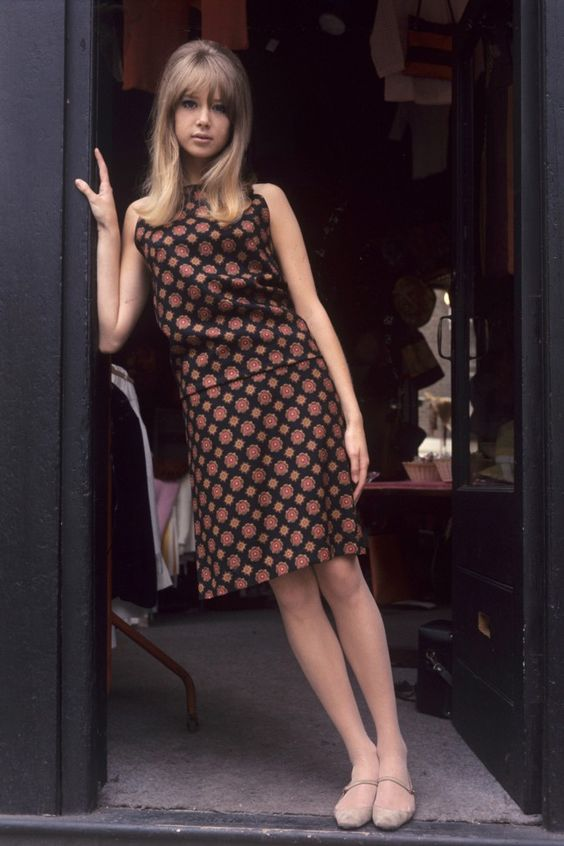 Style Muse Pattie Boyd Style Sixties Uk Fashion And Lifestyle Blog
