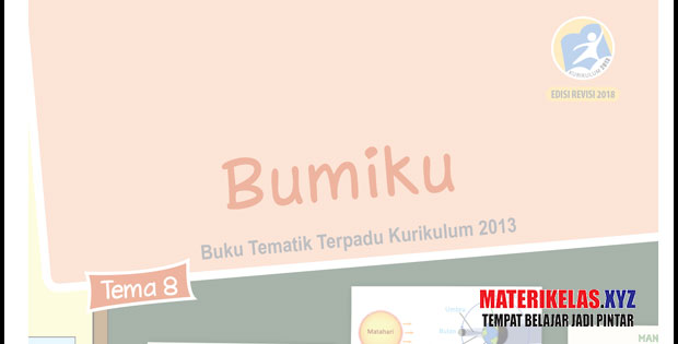 Materi Kelas 6 Tema 8 Kurikulum 2013 Revisi 2018