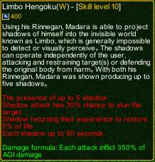 naruto castle defense 6.2 Rikudo madara Limbo Hengoku detail