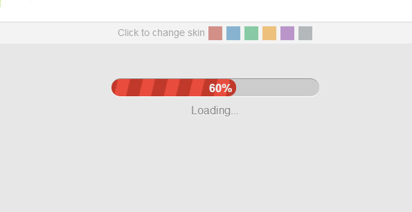 Progress Bar Plugins jQuery & CSS3 FREE-Part2 - دروس4يو Dros4U