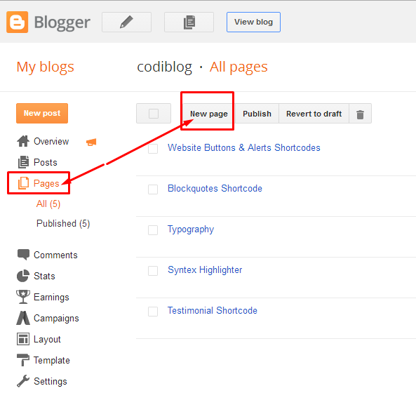Create A Site Map: How To Create A Smart Sitemap In Blogger