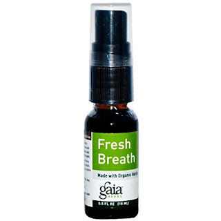 Gaia Herbs Fresh Breath Spray
