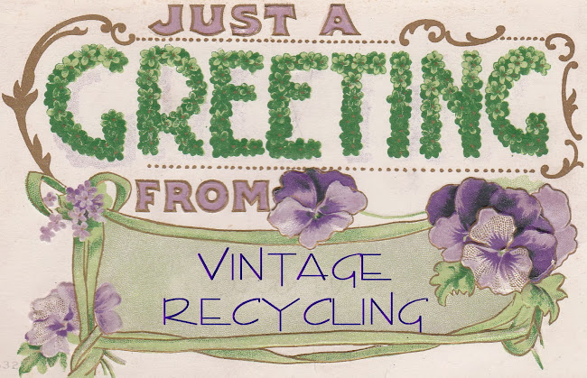 vintage recycling