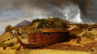 nuh tufanı cudi dağı