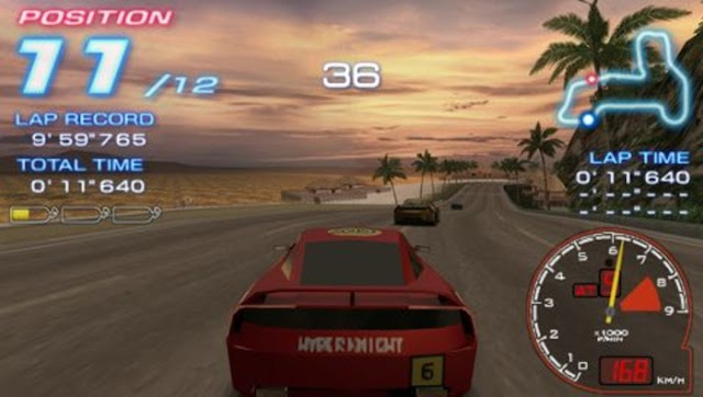 Bermain Game PSP di PC