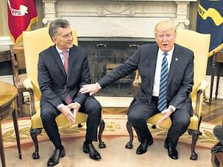 Argentina: Reunión entre Macri y Trump