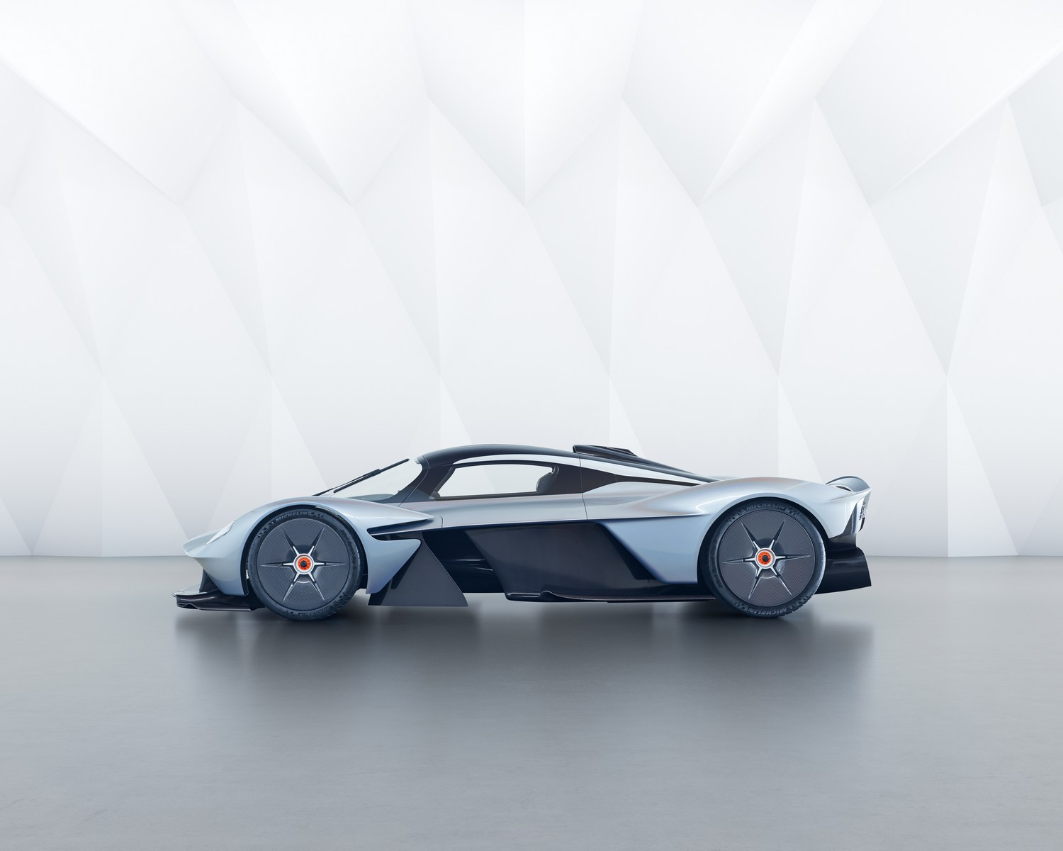 Aston Martin Unveils Updated Valkyrie With Improved ...
