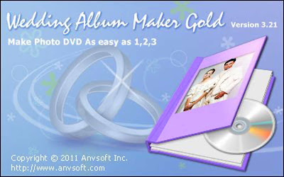 Wedding Album Maker Gold v3.51 Portable + Serial