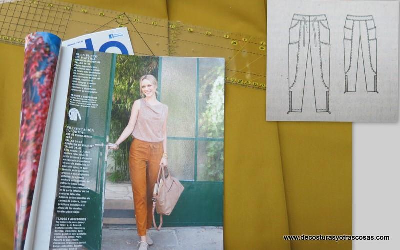 revista burda style marzo 2013
