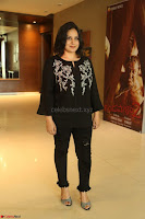 Cute Poja Gandhi in black dress at Dandupalyam 2 Movie press meet  ~  Exclusive 90.JPG