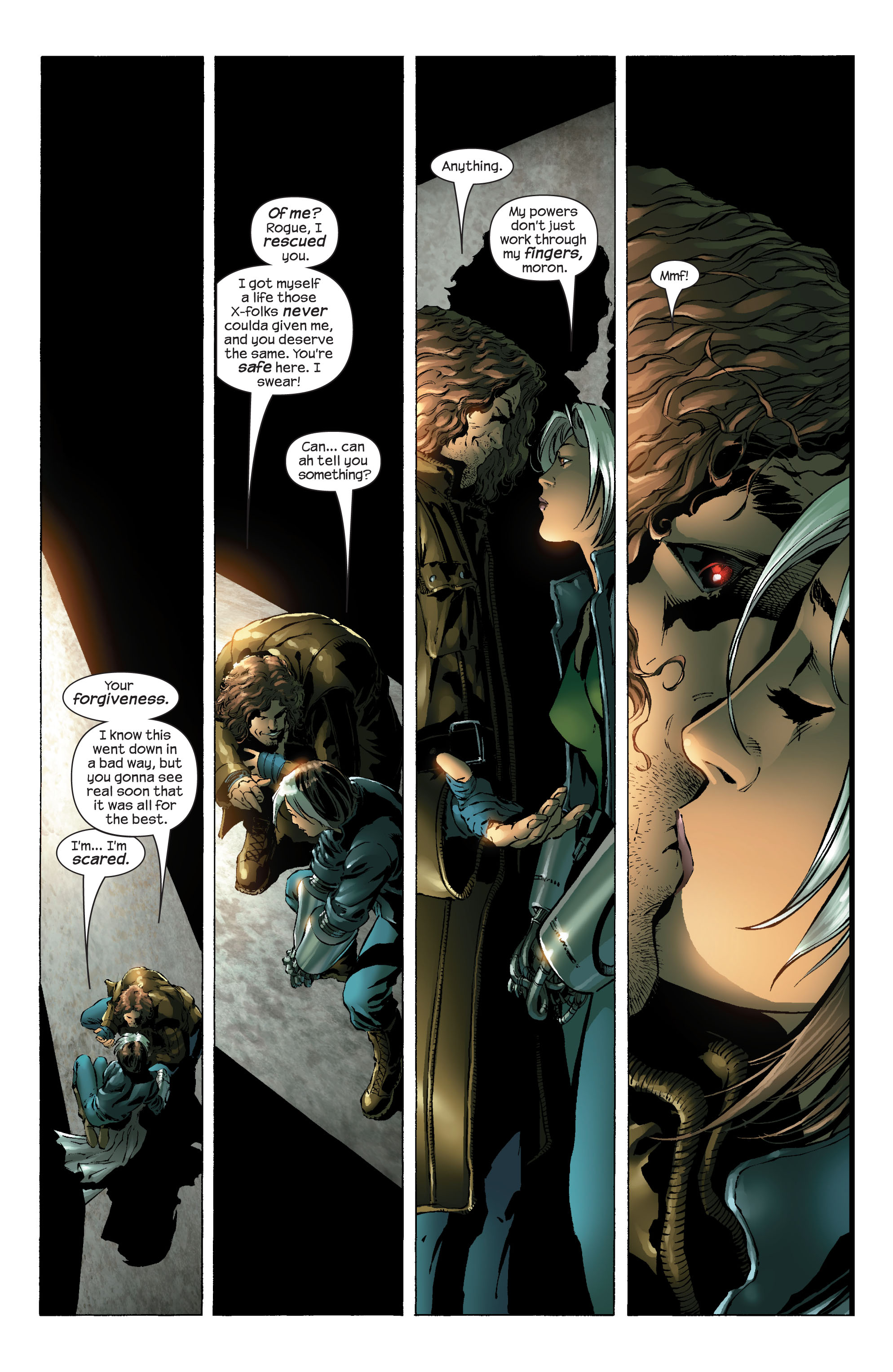 Read online Ultimate X-Men comic -  Issue #51 - 9