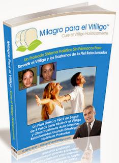 Libro Milagro Para el Vitiligo