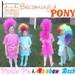 Becoming a Pony, My Little Pony costumes
