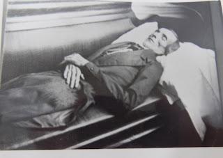 Dead  Mr. Joshua Hamilton 1889