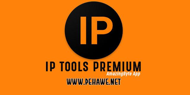IP Tools Network utilities Premium v7.7 Apk