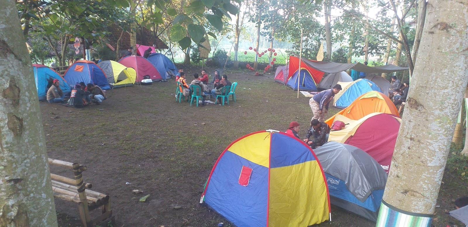 Desa Wisata Saung Ciburial 2019