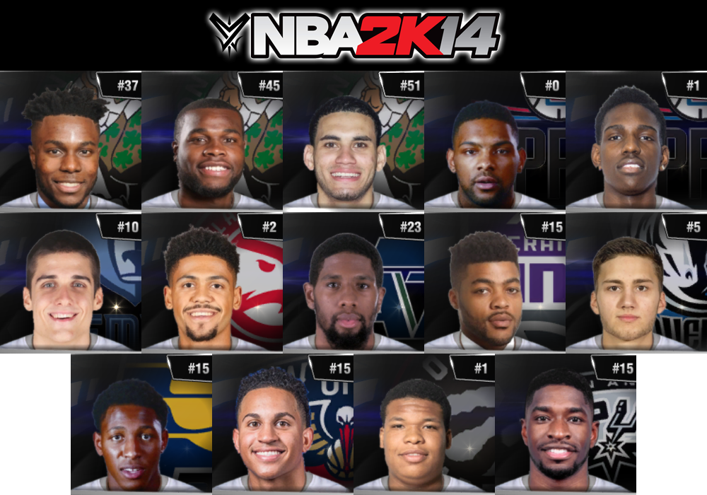 7c34d2db09e2 The Universal Portrait Project v4.6 update adds portraits for newest NBA  players that have been added in the roster.