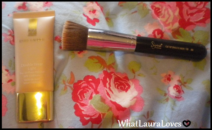 Estee Lauder Double Wear Light Review Image