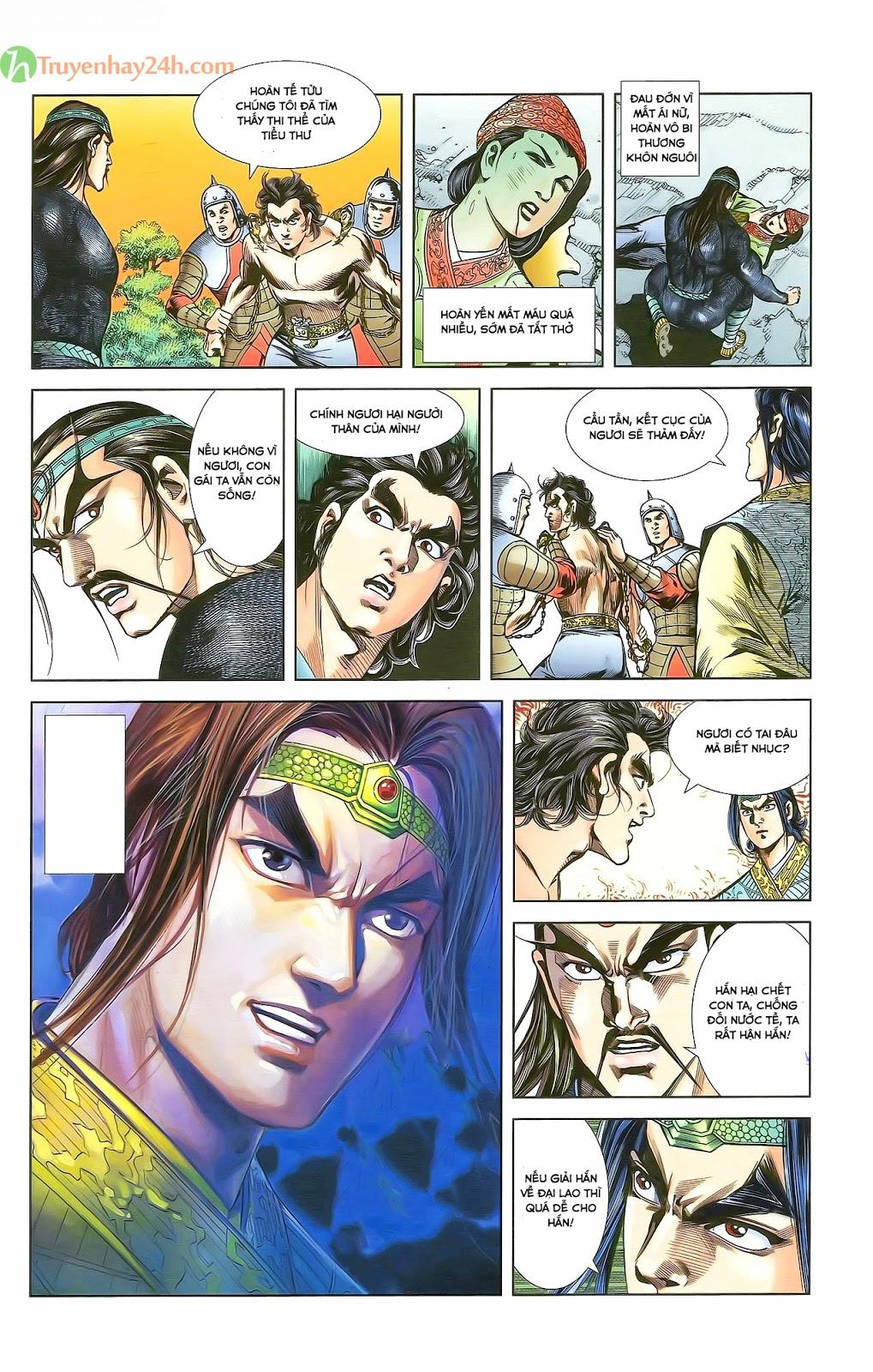 Tần Vương Doanh Chính chapter 28 trang 18