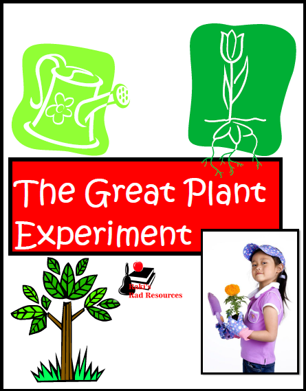 10 Tips to making projects easier for elementary students and lower level students - classroom suggestions from a seasoned teacher at Raki's Rad Resources. plants needs experimentation project