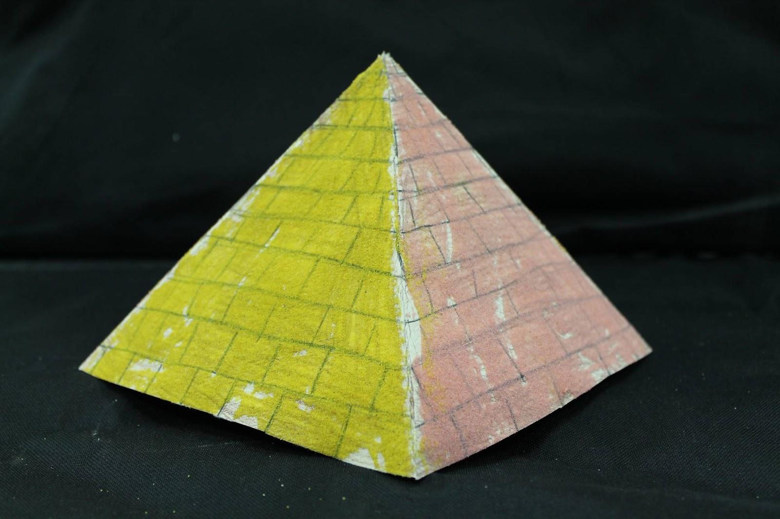 Inside An Egyptian Pyramid Worksheet
