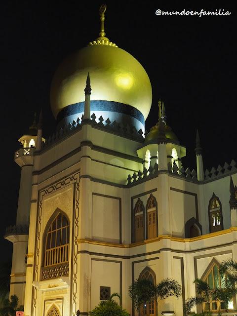 Mezquita Masjid Sultan