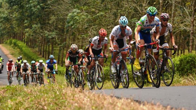 International Tour de Banyuwangi Ijen 2014.