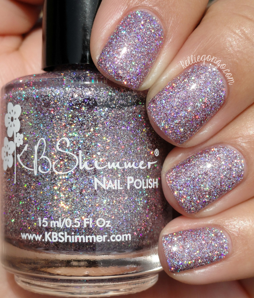 KBShimmer Things That Make You Go Bloom