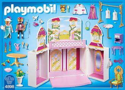 JUGUETES - PLAYMOBIL Princesas 4898 Cofre - Caja con llave | Palacio Real 2017 | Comprar en Amazon España