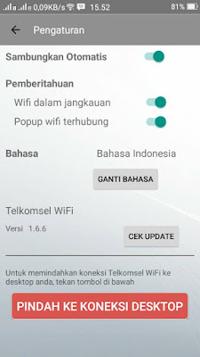 cara daftar wifi flash zone