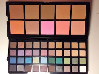 e.l.f. 50 Piece Makeup Artist Palette