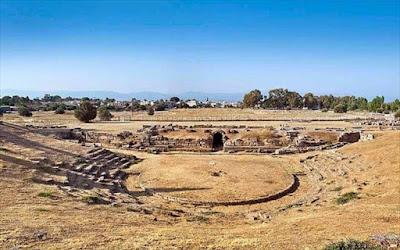 Αρχαίο Θέατρο Ερέτριας: Άνοιξε έπειτα από 40 χρόνια σιωπής