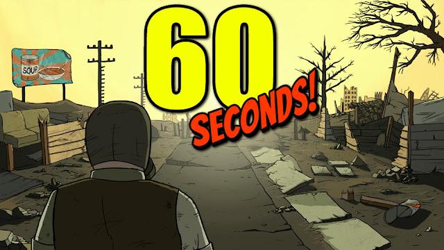 60 Seconds! - PC FULL - Multi7 - Portada