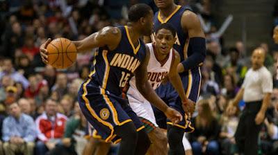 Indiana Pacers vs Milwaukee Bucks