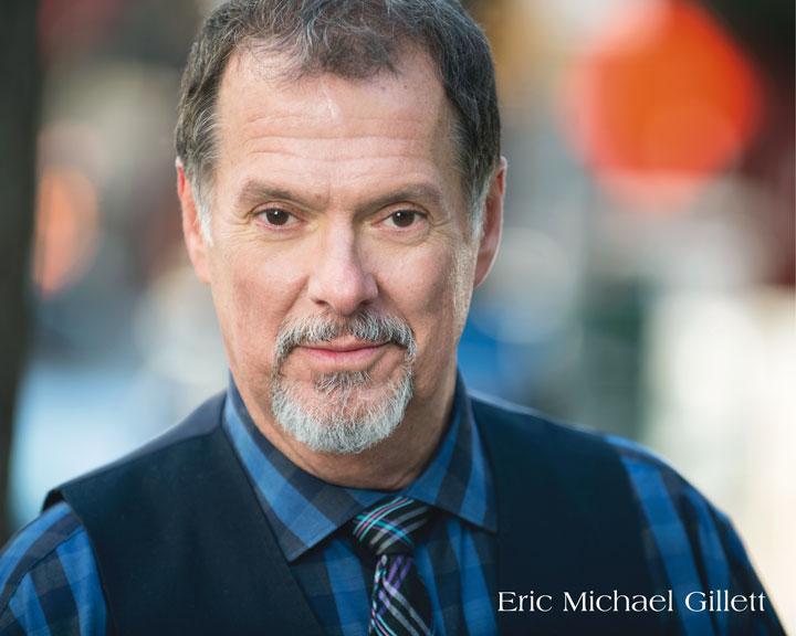 Eric Michael Gillett