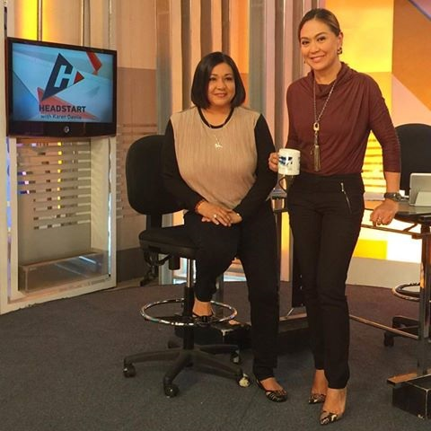 Alma Moreno bashed with no 'reservations' after interview with Karen Davila