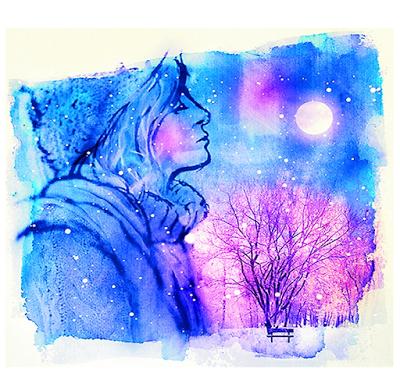 W śnieżną noc recenzja