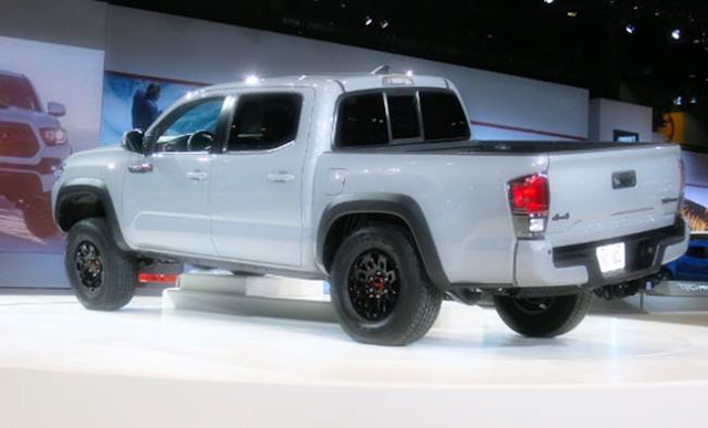 Toyota Tacoma TRD Pro Release Date Canada