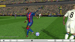 Download FTS Mod PES 2017 E3 Edition BY REZA JUNIOR Apk + Data Obb