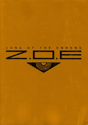 ZONE OF THE ENDERS Z.O.E zip online dl and discussion