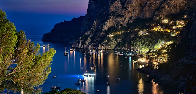 Roteiro pelo sul da Itália na Ilha de Capri