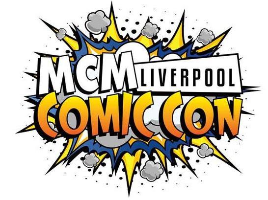MCM Comic Con: Liverpool: 2016.