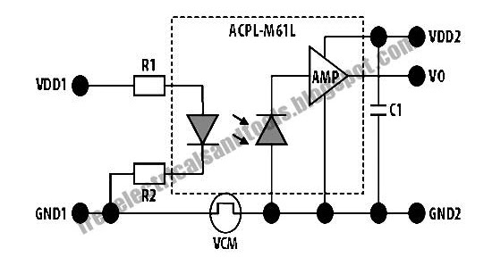 Free Schematic Diagram: Optimizing High-Voltage Common
