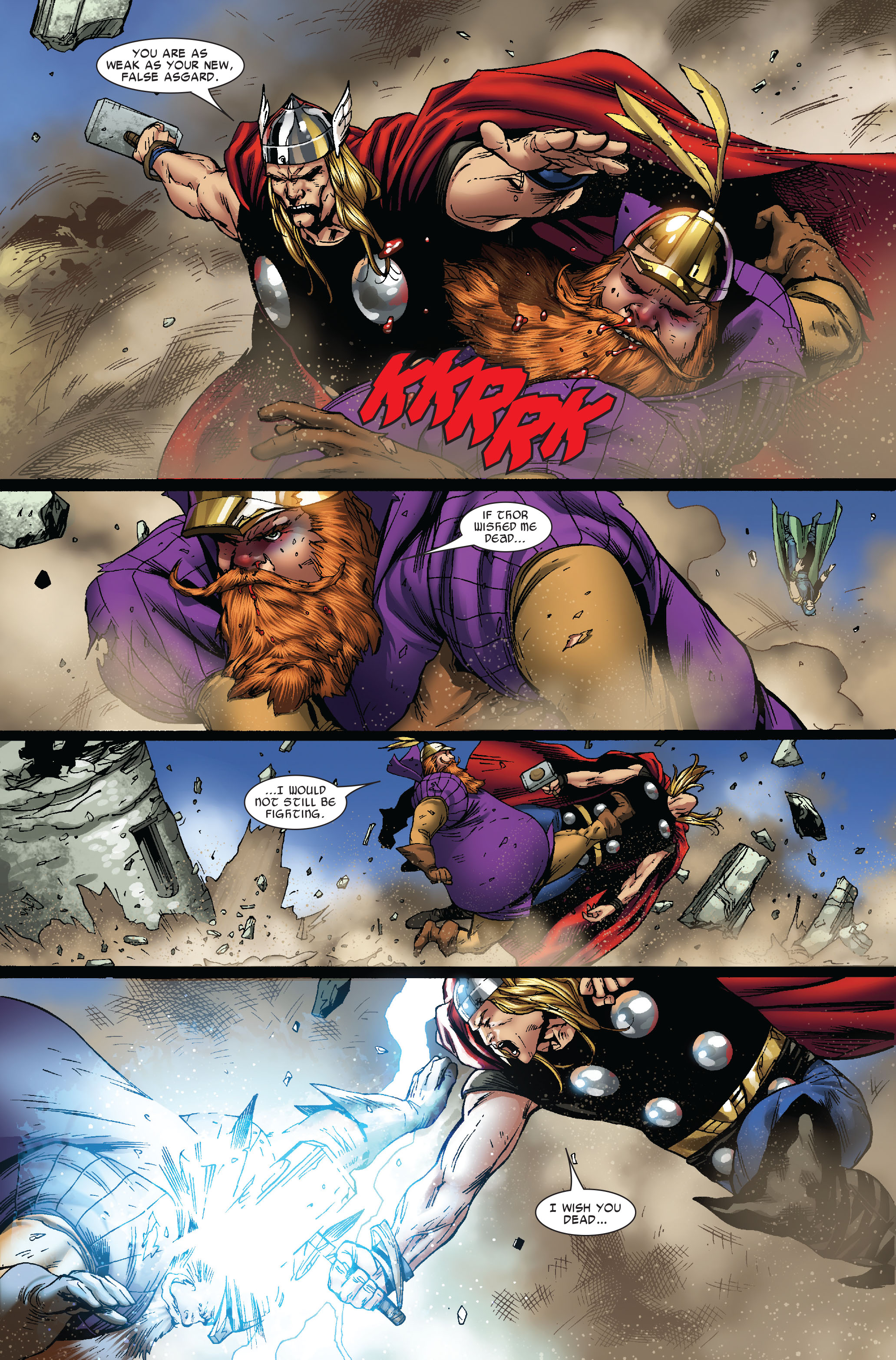 Thor (2007) Issue #608 #21 - English 20