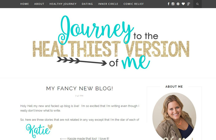 Journey to the Healthiest Version of Me
