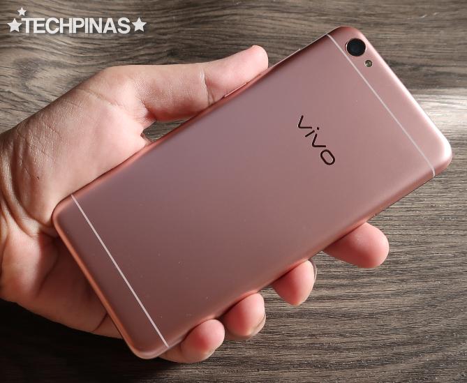 Vivo Y55, Vivo Y55 Philippines