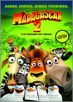 Baixar Madagascar 2: A Grande Escapada Dublado Grátis