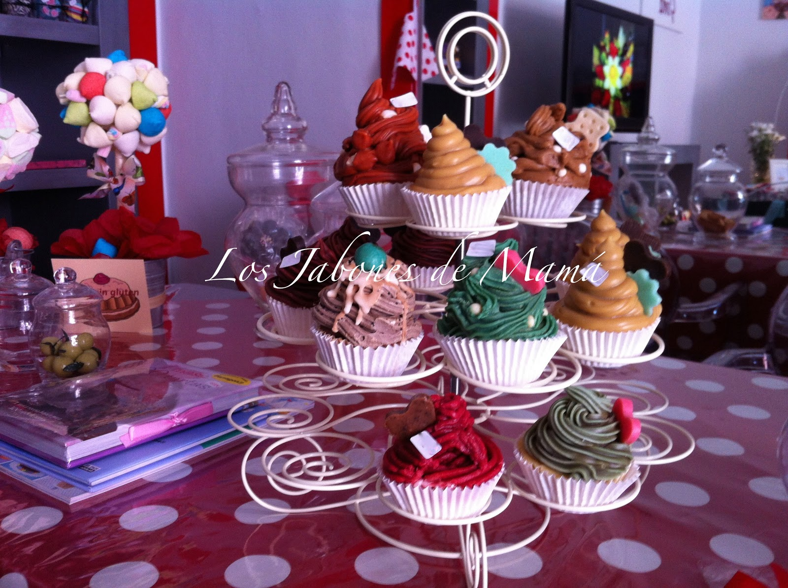 Los jabones de mam jabones para tienda gona - Cupcakes tenerife ...